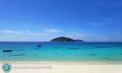 COVID-19 เป็นเหตุ เมื่อนักท่องเที่ยวหาย จึงทำให้หมู่เกาะสิมิลันสวยใสมากกว่าเดิม