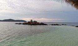 เกาะไข่ฟื้นฟูสภาพปะการังคืนสู่ธรรมชาติหลังนักท่องเที่ยวหายเพราะโควิด-19