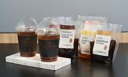เดอะ คอฟฟี่ คลับ ประเทศไทย นำร่องสาขาแรกในโลก เพิ่มแพคเกจจิ้งกาแฟและชาสกัดเย็นพร้อมดื่มแบบถุง