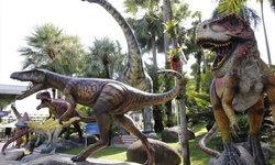 สวนนงนุชเปิดตัว 12 ไดโนเสาร์สายพันธุ์ไทยแหล่งเรียนรู้สำหรับเด็กและเยาวชน