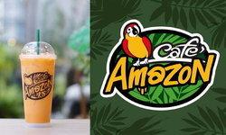 Cafe Amazon ต่อเวลาโปรโมชัน ซื้อเครื่องดื่มแก้วที่ 2 ลดทันที 50 เปอร์เซ็นต์