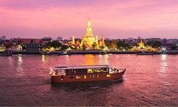 เปลี่ยนเรือข้าวสารโบราณ เป็น เรือสำราญ Loy River Song ย้อนประวัติศาสตร์อยุธยา