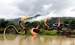 12 จุดเช็กอินตามรอยพญานาคทั่วเมืองไทย