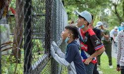 ททท.ภาคกลาง ร่วมกับ Sanook.com พาเด็กด้อยโอกาสเที่ยวเขาใหญ่ ในโครงการน้องสนุกพี่สุขใจ