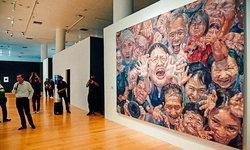 ชมศิลปะร่วมสมัย ที่หอศิลป์กรุงเทพฯ