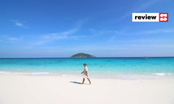 เกาะสิมิลัน ในวันที่ไร้ผู้คน ชายหาดสวย น้ำทะเลใส เงียบสงบราวกับเกาะส่วนตัว!