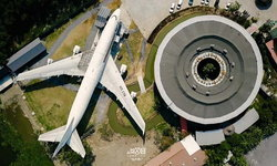 เช็กอิน เครื่องบินคาเฟ่! @747 Cafe