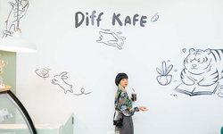 Diff Kafe คาเฟ่เปิดใหม่ หัวใจสีเขียว