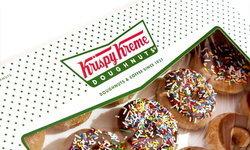 โดนัท Krispy Kreme 1 แถม 1 ซื้อ E-Voucher ได้วันนี้วันเดียวเท่านั้น!