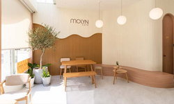 MOLYN Cafe คาเฟ่เปิดใหม่ย่านเกษตรนวมินทร์ ที่สาย Cafe Hopping ต้องมาเช็คอิน!