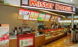 Mister Donut 10 ชิ้น 110 บาท จากปกติ 220 บาท สั่งผ่าน Foodpanda เท่านั้น!