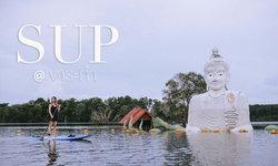 พาย SUP ชมพระจมน้ำ หนึ่งในอันซีนแห่งใหม่ของเมืองไทยปี 2564