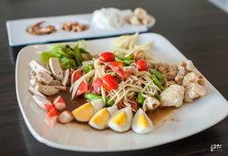 Sip Salad มื้อแซ่บแบบเฮือนของเฮา