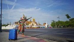 "MV เที่ยวไทยมีเฮ กองทัพ ""ทศกัณฐ์"" ถ่ายรูปทั่วไทย ดังทั่วโซเชียล"