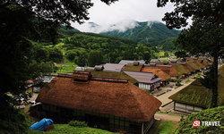หมู่บ้านโบราณโออุจิ จูกุ เมืองโบราณสมัยเอโดะที่ซ่อนตัวอยู่หลังม่านหมอก!!