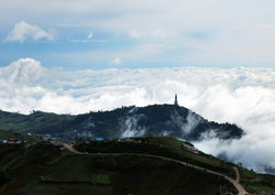 """เสาร์อาทิตย์หน้าฝนก็เที่ยวได้ ตามล่าทะเลหมอก3ภู """"ภูทับเบิก-ภูแผงม้า-ภูหินร่องกล้า"""" ตอนที่1"""