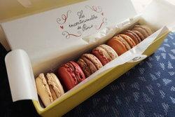 เปิดกล่องชิม Foie Gras Macaron @Pierre Herme ใครจะคิดว่ามาการองก็มีรสฟัวกราส์กับเค้าด้วย!
