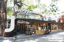 >> ร้านอาหารแนว Sport bar ในซอยทองหล่อ 13 ร้านแซ่บบาร์ ♥ Sab Bar by Sansab ♥