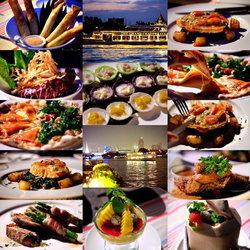 Eat Sight Story ร้านอาหารชิลๆ ริมแม่น้ำเจ้าพระยา ดูพระอาทิตย์ตกดิน ชมวิววัดอรุณยามค่ำคืน