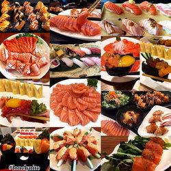 รวม 20 ร้านบุฟเฟต์อาหารญี่ปุ่น ปิ้งย่าง ชาบู ซูชิ ทั่วกรุง!!