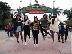 Hongkong Trip : ทริปตะลุยฮ่องกงกับเพื่อนสาวแบบไม่ง้อทัวร์ วันที่ 2 (Wong Tai Sin & Hongkong Disney Land)