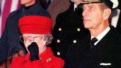 """เรือที่ควีนอลิซาเบทยังต้องเช็ดน้ำตา """"Royal Yacht Britannia"""" - เอดินบะระ"""