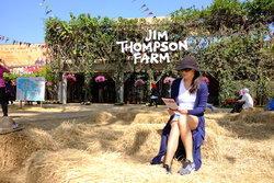 """""""ความรัก"""" ที่ฉันได้รับใน Jim Thompson Farm - นครราชสีมา"""