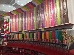 ::: ดินแดนของลูกกวาดหลากสี โลกของอลิซอินวันเดอร์แลนด์ ::: Candylicious สิงคโปร์