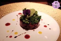 อาหารมื้ออร่อยกับเชฟดาวมิชลินตัวจริงเสียงจริง @L'Atelier de Joel Robuchon