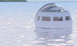 โรงแรมลอยน้ำ สัมผัสประสบการณ์เที่ยวเกาะร้างภายในหนึ่งคืน