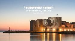 """ส่งความสุข ผ่านบรรยากาศ """" Christmas """" จากเมือง Dubrovnik ประเทศโครเอเชีย เมื่อวันที่ 6 Dec 15 !"""