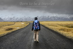Born to be a traveler ?