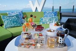 Breakfast, Afternoon Tea & Dinner ที่โรงแรม W Retreat เกาะสมุย