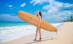 เกรซ กาญจน์เกล้า อวดหุ่นสุดแซ่บ ที่ Baba Beach Club ที่พักใหม่ติดทะเลภูเก็ต