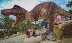Jurassic World เกิดขึ้นจริงแล้ว @Dinosaur Valley สวนนงนุช พัทยา