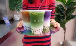 กดสั่งชานมอร่อยได้ดั้งใจ กับ ATM Tea Bar