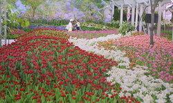 คนรักดอกไม้ห้ามพลาด! งานมหัศจรรย์ไม้เมืองหนาว ครั้งที่ 7 : ทิวลิปบานที่ระยอง