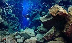 """""""รอยแยกใต้น้ำซิลฟรา"""" สถานที่ที่นักดำน้ำอยากไปเยือนมากที่สุดในโลก!"""