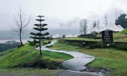 ChiangKhan River Green Hill นอนเต็นท์สุดชิค ท่ามกลางลมหนาวแห่งเชียงคาน