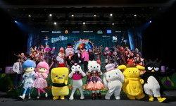 เตรียมพบกับงานฮาโลวีน เฟส 2018 @โอเชี่ยนปาร์คฮ่องกง พร้อมเชิญ Sanrio Characters มาในปีนี้