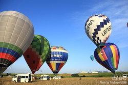 เทศกาลบอลลูนสุดยิ่งใหญ่แห่งปี 2018 Saga International Balloon Fiesta ใกล้มาถึงแล้ว