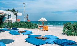 """Skoop Beach Cafe"" คาเฟ่สุดชิคบนชายหาดหัวหิน"