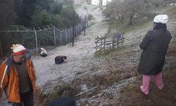 ยอดดอยอินทนนท์อุณหภูมิติดลบ 2 องศา เป็นครั้งแรก บรรยากาศเหมือนหิมะตก!