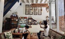 """พักเรื่องงานแล้วไปดื่มกาแฟที่ """"บ้านทวด ณ เมืองหนองคาย"""""""