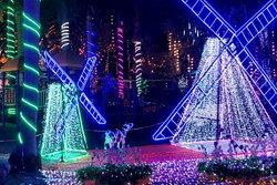 สวนไฟล้านดวง จุดเช็กอินถ่ายรูปสุดอลังการแห่งราชบุรี