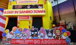 """แฟนพันธุ์แท้คิตตี้เชิญฟิน! ซานริโอ เปิดตัว """"Hello Kitty Go Around!! Bangkok"""" สวนสนุกสุดคาวาอี้"""