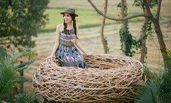 """""""U&ME cafe' Kanchanaburi"""" คาเฟ่รังนกบาหลีที่แรกในไทย ถ่ายรูปสวยมาก!"""