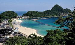 เที่ยวญี่ปุ่นแบบเน้นธรรมชาติที่อุทยานธรณีชายฝั่งทะเลซันอินในจังหวัดเฮียวโงะ