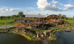 ครัวชนะศึก ร้านอาหารบรรยากาศสุดฟิน บนท้องนาพื้นที่กว่า 6 ไร่ กาญจนบุรี