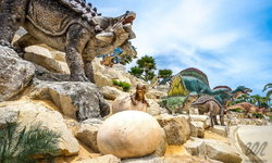 สวนนงนุชพัทยาเปิดให้ชาว ปทุมธานี สระบุรี ลพบุรี เข้าฟรีเดือนกันยายน
